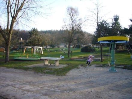 Tier- und Freizeitpark Allensbach - Spielplatz - Wild- und Freizeitpark Allensbach