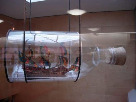 Flaschenschiff - Moderna Museet