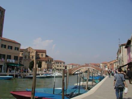 Promenade von Murano - Insel Murano