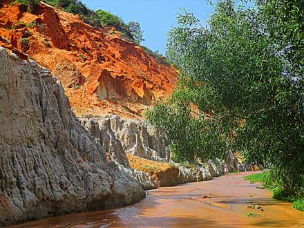 Fairy Spring - Roter Canyon/Fairy Stream