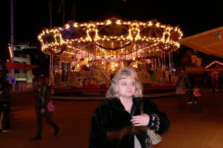 eim Karusell - Weihnachtsmarkt Monaco
