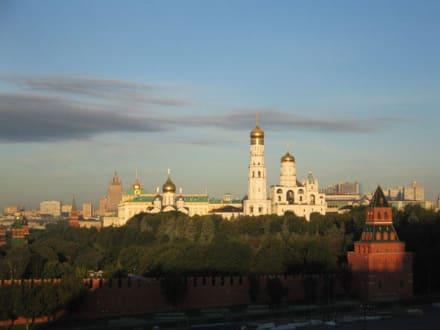 Kreml in Moskau - Glockenturm Iwan der Große