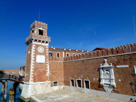 Venedig - Arsenale