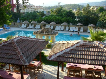 Hotel truva in calis beach -