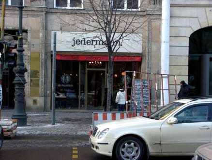 """Kneipe """"Jedermann"""" Unter den Linden - Jedermann"""