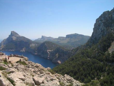 Aussichtspunkt Cap de Formentor - Cap Formentor