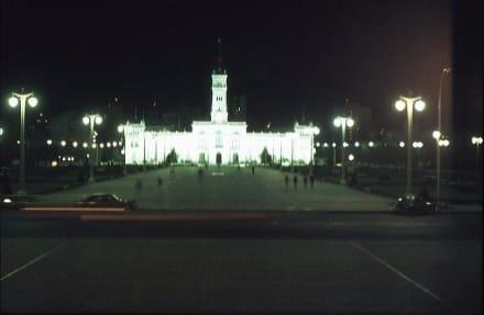 Das Regierungsgebäude von La Plata - La Plata