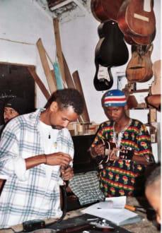 Handwerkskunst - Gitarrenwerkstatt