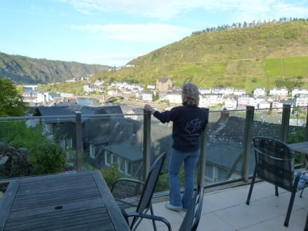 Sonnenterrasse - Hotel Villa Tummelchen