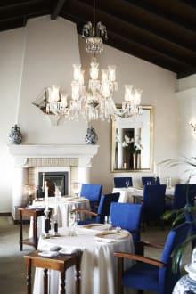 Ocean Restaurant, awarded with 2-Michelin Stars -