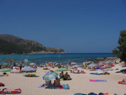 Strand/Bucht - Cala Guya - Cala Agulla/ Cala Guya