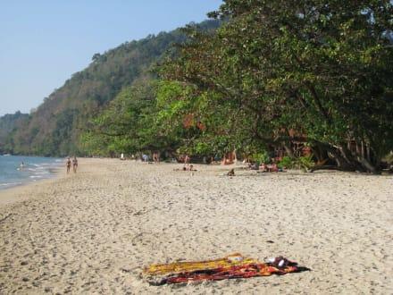 White Sand Beach - Strand White Sand Beach