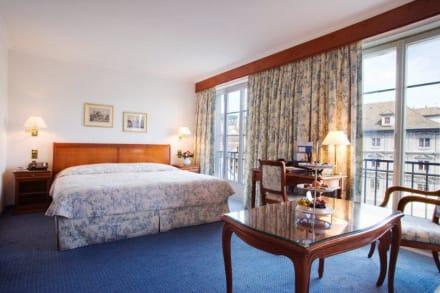 Chambre - Hotel Storchen