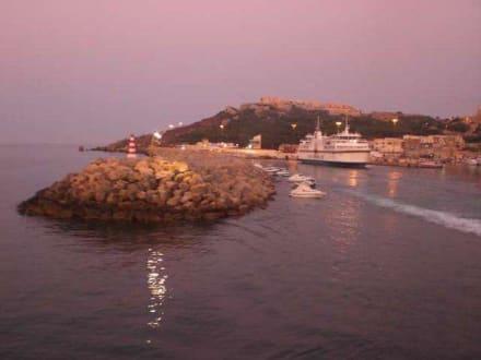 Hafen Mgarr - Gozo - Hafen Mgarr