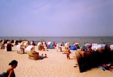 Strand von Cuxhaven - Strand Duhnen