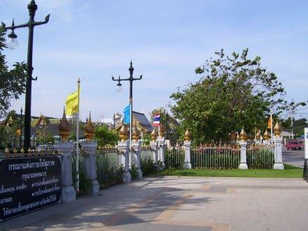 Aussengelände - Wat Sothon