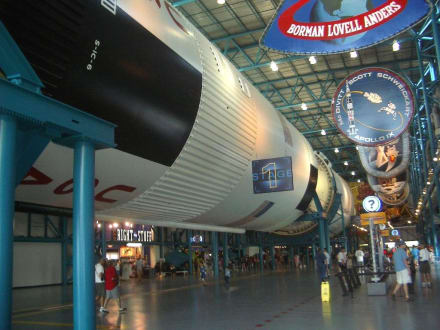Tour - Kennedy Space Center