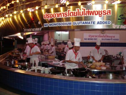 Die Köche - Seafood Market