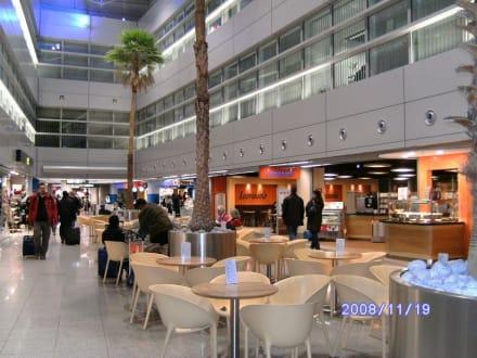 Schlemmermeile - Flughafen Düsseldorf (DUS)
