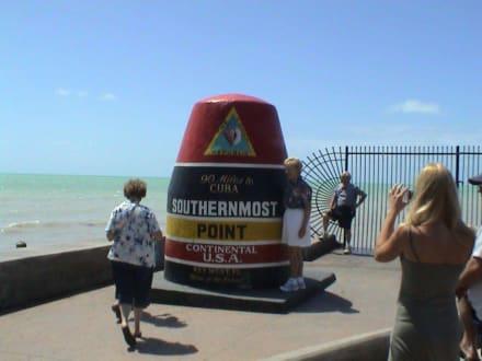 Noch 90 Meilen bis nach Kuba - Southernmost Point