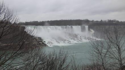 Niagara Falls - USA Seite - Niagarafälle / American Falls