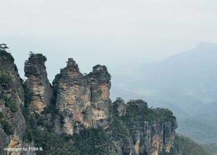 Three Sisters - Landschaft Blue Mountains