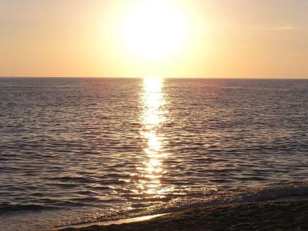 Sonneuntergang - Tauchbasis Active Divers Alanya