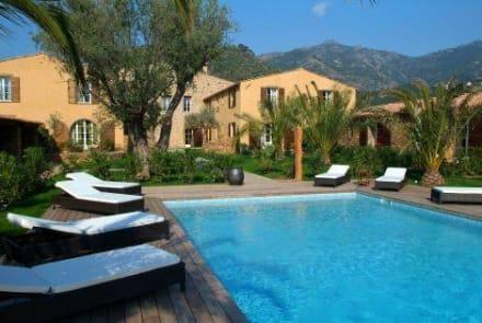 Gartenanlage - Hotel La Dimora - Chateaux et Hotels Collection