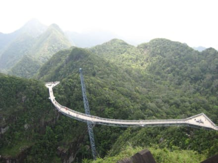 The Bridge - Langkawi Seilbahn