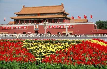Peking - Platz des himmlischen Friedens