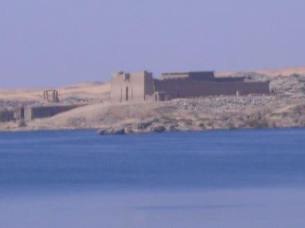 Kalabsha Tempel, vor dem See gerettet u versetzt - Assuan Staudamm