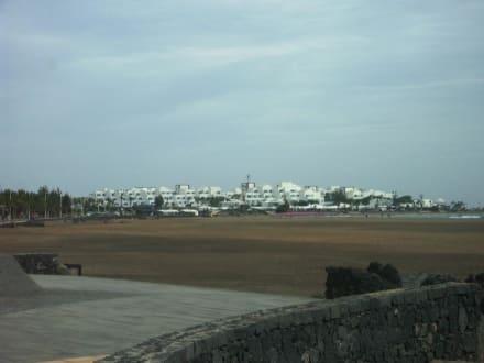 Strand von Puerto del Carmen - Playa de Matagorda