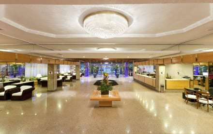 Hall Lobby reception  -