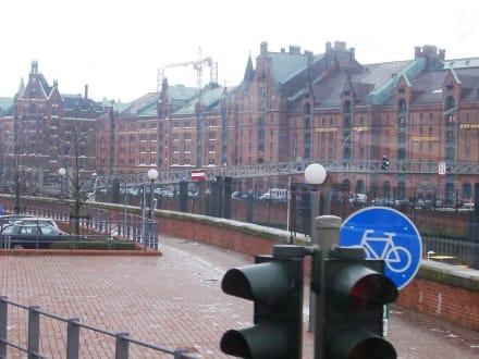 Speicherstadt Hamburg - Speicherstadt