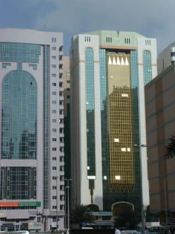 Abu Dhabi - Stadtrundfahrt Abu Dhabi