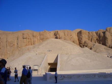 Rrab Ramses 5ter und 6ter - Tal der Könige