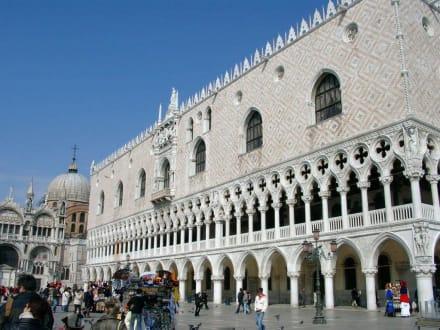 Venedig - Dogenpalast