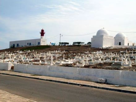 Friedhof in Mahdia - Friedhof