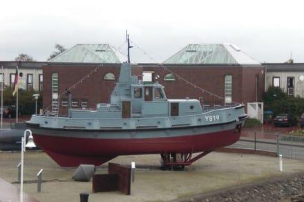 Im Marinemuseum Wilhelmshaven - Deutsches Marinemuseum