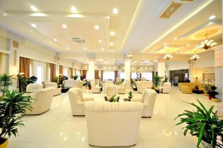 Reception Gaia Palace -