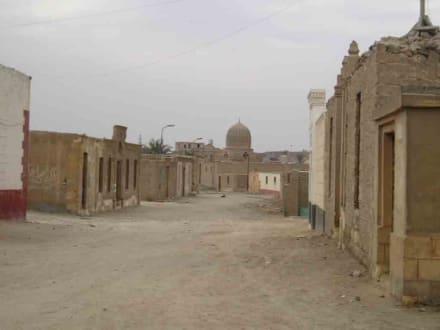 Totenstadt - Totenstadt Kairo