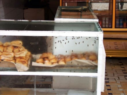 Altstadt Marrakesch - Altstadt Marrakesch