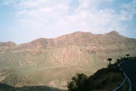 Barranco de Fataga -  Gran Canaria - Bergwelt