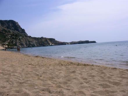 Tsambika Beach - Strand Tsambika