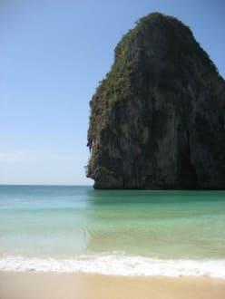 Pha Nang Beach - Phra Nang Beach