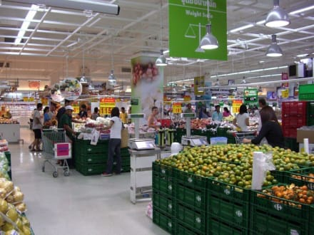 Carrefour Supermarkt - Carrefour - Supermarkt