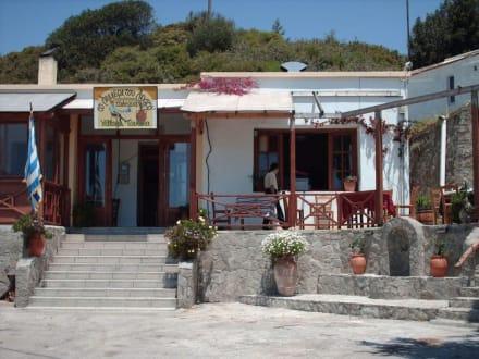 Einzige Taverne in Profilias - einzige Taverne in Profilia