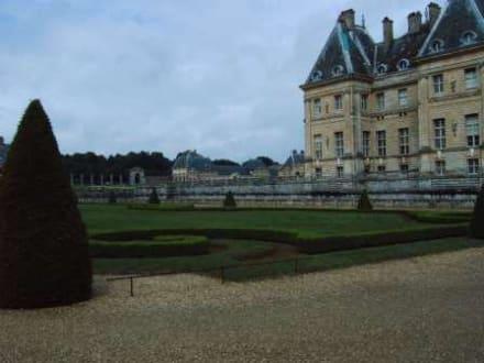 Schloß - Schloss Vaux Le Vicomte