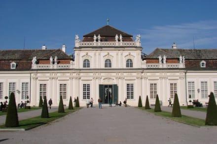 Unteres Belvedere - Schloss Belvedere
