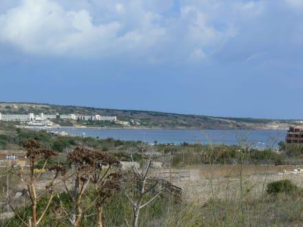 Bucht von Mellieha - Bucht von Mellieha